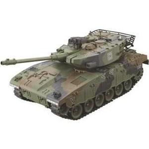 Радиоуправляемый танк HouseHold 4101-10 масштаб 1:20 27Мгц танк радиоуправляемый heng long german panther