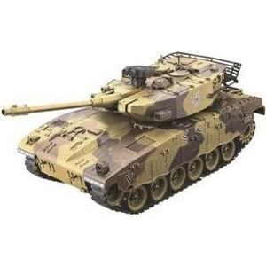 Радиоуправляемый танк HouseHold 4101-9 масштаб 1:20 27Мгц танк радиоуправляемый heng long german panther