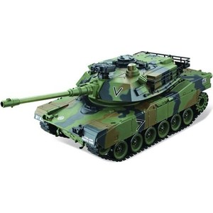 Радиоуправляемый танк HouseHold CS US M1A2 Abrams масштаб 1:20 27Mhz free shipping for rc toys rc helicopter plane parts double horse shuangma sm dh 9100 20 receiver receiving board pcb 27mhz