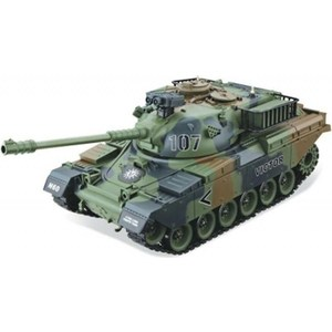 Радиоуправляемый танк HouseHold USA M60 Patton Green масштаб 1:20 40Mhz household