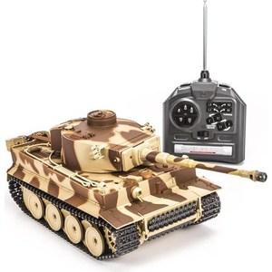 Радиоуправляемый танк Huan Qi Airsoft German Tiger масштаб 1:28 40Mhz кукла dong huan джоли