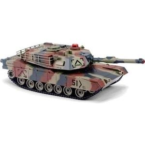 Радиоуправляемый танк Huan Qi Infrared M1A2 Abrams масштаб 1:28 40Mhz кукла dong huan джоли
