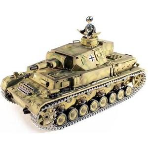 Радиоуправляемый танк Taigen Dak Panzerkampfwagen IV Ausf F-1 Pro масштаб 1:16 2.4G цены