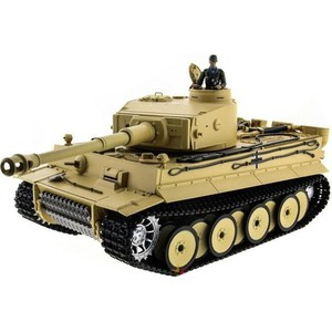 Радиоуправляемый танк Taigen German Tiger Early version ИК 2.4G knl hobby voyager model pe35265 world war ii german army sd kfz 251 armored vehicles early armor plate modification