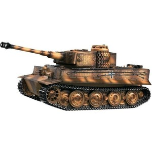 Радиоуправляемый танк Taigen German Tiger Late version масштаб 1:16 2.4G starline b64 2 can slave