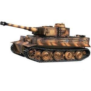 Радиоуправляемый танк Taigen German Tiger Тигр BTR Late version ИК масштаб 1:16 2.4GHz радиоуправляемый танк taigen panzerkampfwagen iv ausf hc pro масштаб 1 16 2 4g