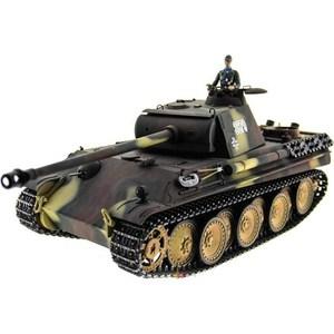 Радиоуправляемый танк Taigen Panther type G PRO масштаб 1:16 2.4G 16 type double potentiometer a50k handle 25mmf