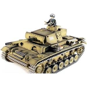 все цены на  Радиоуправляемый танк Taigen Panzerkampfwagen III HC масштаб 1:16 2.4G  онлайн