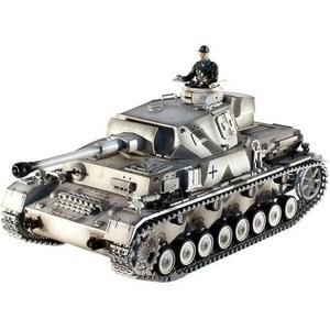 все цены на  Радиоуправляемый танк Taigen Panzerkampfwagen IV Ausf. HC Pro масштаб 1:16 2.4G  онлайн