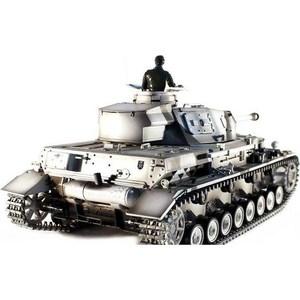 все цены на  Радиоуправляемый танк Taigen Panzerkampfwagen IV Ausf. HC масштаб 1:16 2.4G  онлайн