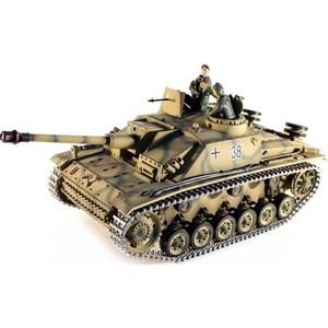 Радиоуправляемый танк Taigen Sturmgeschutz III HC Pro масштаб 1:16 цены