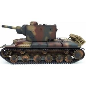 Радиоуправляемый танк Torro Russia КВ-2 (инфракрасный) 2.4GHz масштаб 1:16 радиоуправляемый танк taigen panzerkampfwagen iv ausf hc pro масштаб 1 16 2 4g