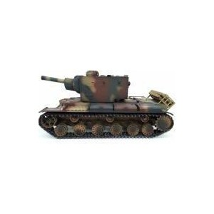 Радиоуправляемый танк Torro Russia КВ-2 (Пульки пушка) 2.4GHz масштаб 1:16 радиоуправляемый танк taigen panzerkampfwagen iv ausf hc pro масштаб 1 16 2 4g