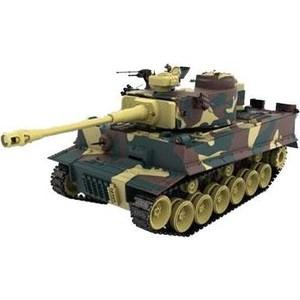 Радиоуправляемый танк Zegan Tiger I Desert Camouflage масштаб 1:18 40Mhz