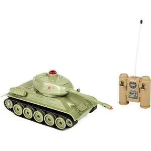 Радиоуправляемый танк Zegan T34 27 Mhz утюг centek ct 2346
