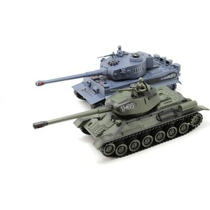 Радиоуправляемый танковый бой MYX T34 Tiger масштаб 1:28 27, 40 МГц набор танков на радиоуправлении abtoys танковый бой 552 масштаб 1 64 2 шт