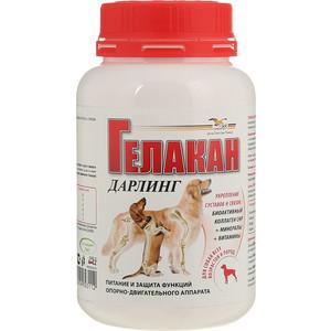 все цены на Добавка к корму GELACAN Дарлинг питание и защита опорно-двигательного аппарата для собак всех возрастов и пород 150г