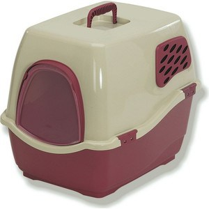 Био-туалет Marchioro BILL 1F коричнево-бежевый 50x40x42h см для кошек аксессуар био фильтр daikin kaf972a4e для mc707
