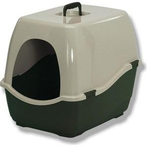 Био-туалет Marchioro BILL 1S зелено-бежевый 50x40x42h см для кошек комплект постельного белья hobby home collection 1 5 сп поплин melody 1501000889