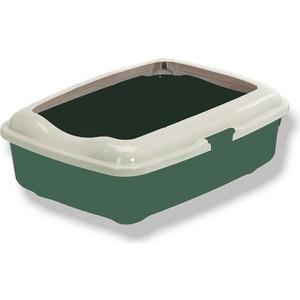 цены Туалет Marchioro GOA 3C с бортом 50x37x17h см для кошек (цвета в ассортименте)
