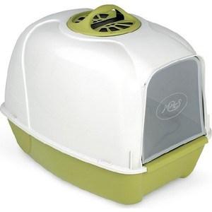 Био-туалет MPS PIXI салатовый 52x39x39h см для кошек mps mps био туалет komoda 54х39х40h см с совком красного цвета