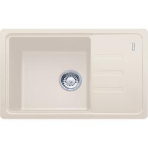 Кухонная мойка Franke BSG 611-62 ваниль (114.0391.167) цена