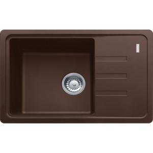 Кухонная мойка Franke BSG 611-62 шоколад (114.0391.174) кухонная мойка franke bsg 611 62 шоколад 114 0391 174