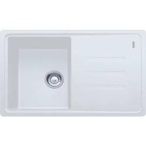 Кухонная мойка Franke BSG 611-78 белый (114.0391.180) franke ambient белый