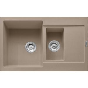 Кухонная мойка Franke MRG 651-78 миндаль (114.0313.320) мойка кухонная franke calypso cog 651