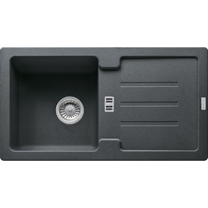 Кухонная мойка Franke STG 614-78 графит (114.0312.527) franke efg 614 78 grey