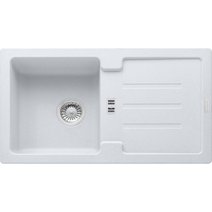 Кухонная мойка Franke STG 614-78 белый (114.0312.544)  franke ambient белый