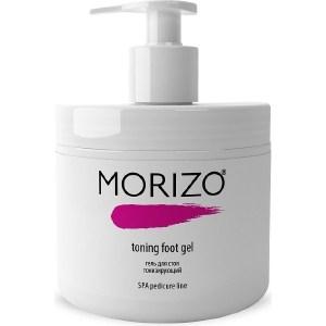 MORIZO Гель для стоп тонизирующий 500 мл morizo очищающий лосьон для тела 500 мл