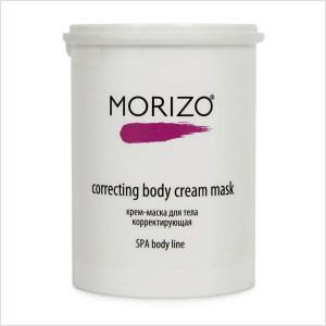 MORIZO Крем-маска для тела корректирующая 1000 мл morizo крем для стоп питательный 500 мл