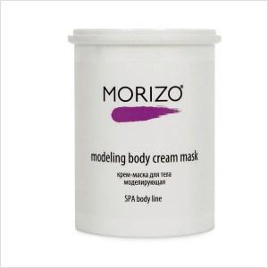 MORIZO Крем-маска для тела моделирующая 1000 мл morizo очищающий лосьон для тела 500 мл