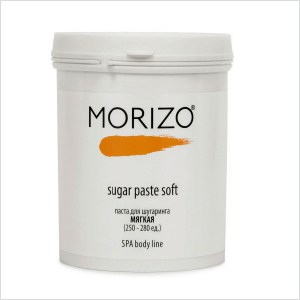 MORIZO Паста для шугаринга мягкая 800 мл