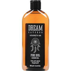 DREAM CATCHER Гель для душа бодрящий Pure soul shower gel 300 мл