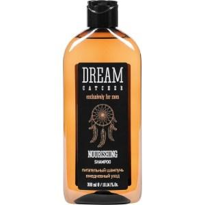 DREAM CATCHER Шампунь питательный ежедневный уход Nourishing shampoo 300 мл macadamia professional шампунь питательный для всех типов волос nourishing moisture shampoo 100мл