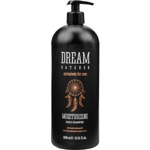 DREAM CATCHER Шампунь увлажняющий для ежедневного ухода Moisturizing daily shampoo 1000 мл eikosha air spencer giga cartridge marine squash