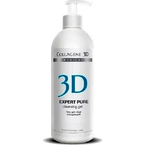 Medical Collagene 3D Гель очищающий для лица EXPERT PURE гель medical collagene 3d gel exfoliant expert pure