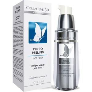Medical Collagene 3D Микропилинг для лица MICRO PEELING 150 мл гель medical collagene 3d easy peel glicolic peeling 5
