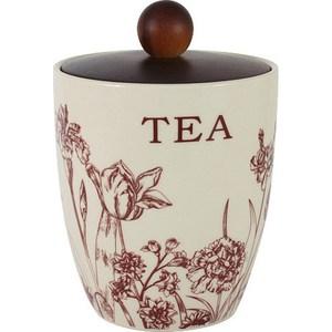 Банка для сыпучих продуктов (чай) LF Ceramic Эдем (AL-225G0066-LF)