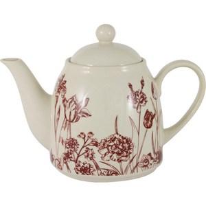 Заварочный чайник 1.0 л LF Ceramic Эдем (AL-280F9476-LF) салатник lf ceramic эдем al 300f9489 lf
