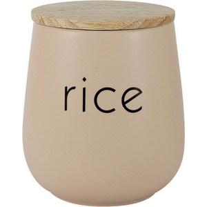 Банка для сыпучих продуктов (рис) LF Ceramic Птичье молоко (AL-285F9554-LF)