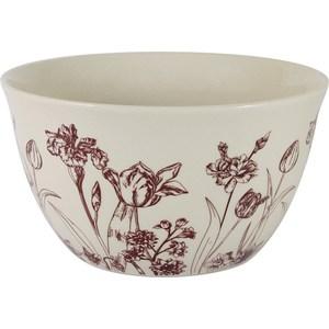 Салатник LF Ceramic Эдем (AL-300F9489-LF) банка для сыпучих продуктов печенье lf ceramic эдем al 380g0059 lf