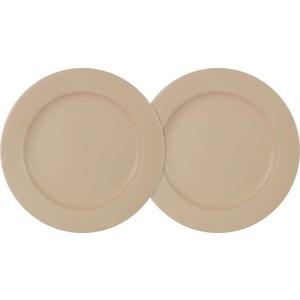 Набор из 2-х десертных тарелок LF Ceramic Птичье молоко (AL-55E2258-3-LF)