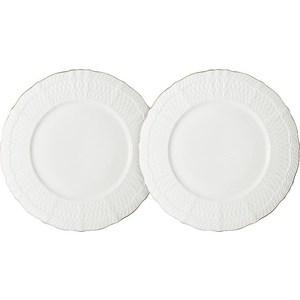 Набор из 2-х десертных тарелок Colombo Бьянка (C2-AP_2-K4815AL)