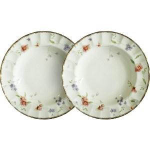 Набор из 2-х суповых тарелок Colombo Флёр (C2-SP_2-3701AL) colombo набор суповых тарелок бьянка 2 шт