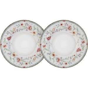 Набор из 2-х суповых тарелок Colombo Грейс (C2-SP_2-4307AL) полупьедестал colombo акцент