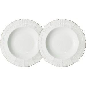 Набор из 2-х суповых тарелок Colombo Бьянка (C2-SP_2-K4815AL) colombo набор суповых тарелок бьянка 2 шт