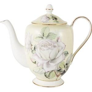 Заварочный чайник 1.0 л Colombo Белые розы (C2-TP-K6121) чайник заварочный colombo грейс 1 2 л